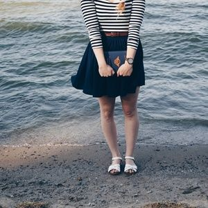 Striped Top Dress